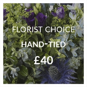 Florist Choice Hand tied 40