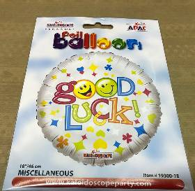 Good Luck Balloon