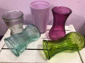 Mixed Vases
